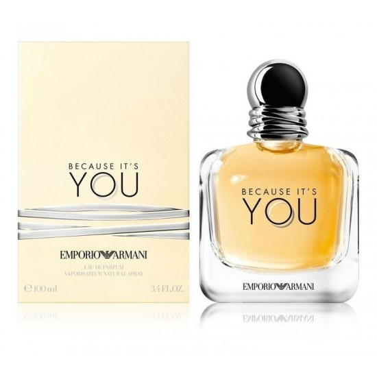 Giorgio Armani Emporio Armani Because It'S You Edp 100 Ml